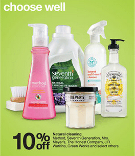 target organic deals 125