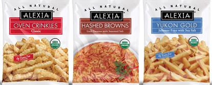 alexia coupon organic