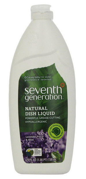 seventh gen dish soap