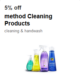 Natural cleaners coupons