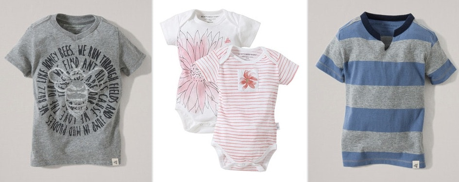 Zulily Burt S Bees Organic Baby Clothing Blankets And More