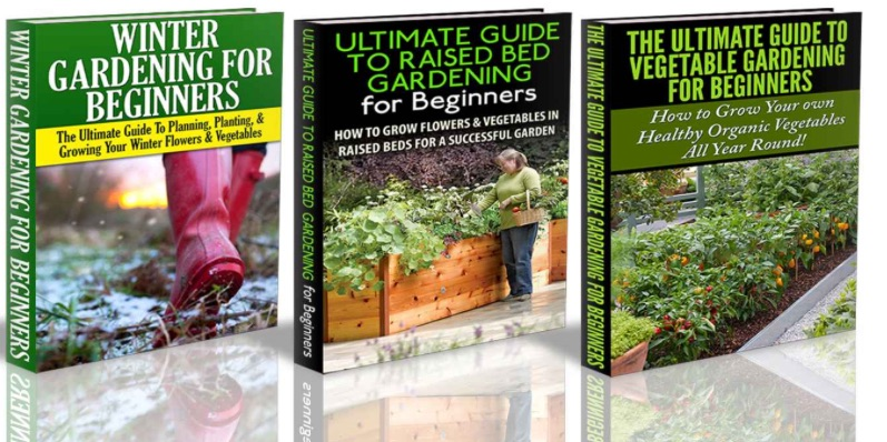 amazon free 3 ebook box set gardening for beginners all natural savings. Black Bedroom Furniture Sets. Home Design Ideas