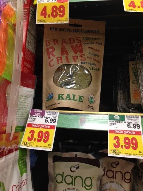 brad's kale chips kroger