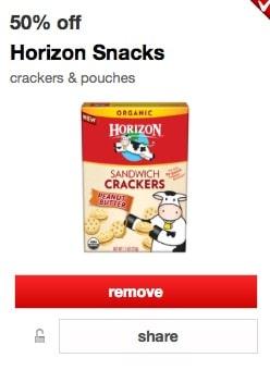 target horizon coupon