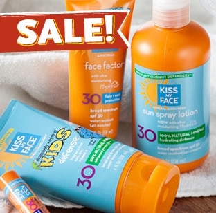 whole foods kiss my face sale
