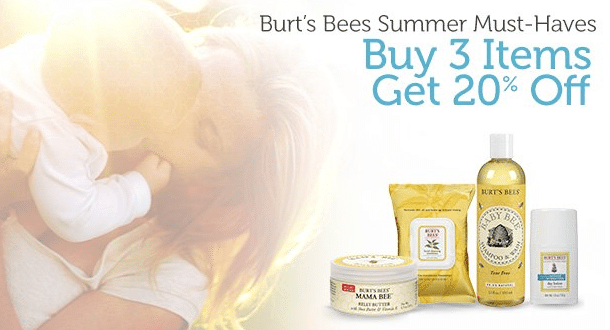 burts bees amazon discount
