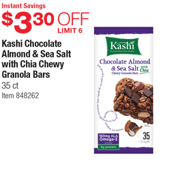 kashi coupon costco