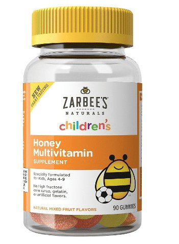 High Value 3 Zarbees Childrens Vitamin Coupon All
