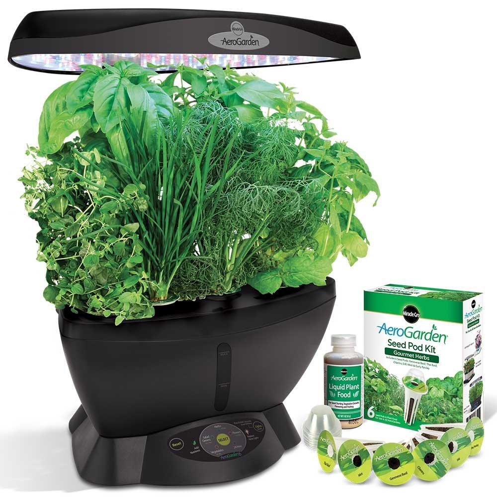 Amazon: AeroGarden Non GMO Soil Free Indoor Gardening Systems Price Drops