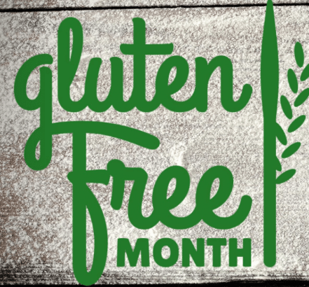 gluten free month coupons