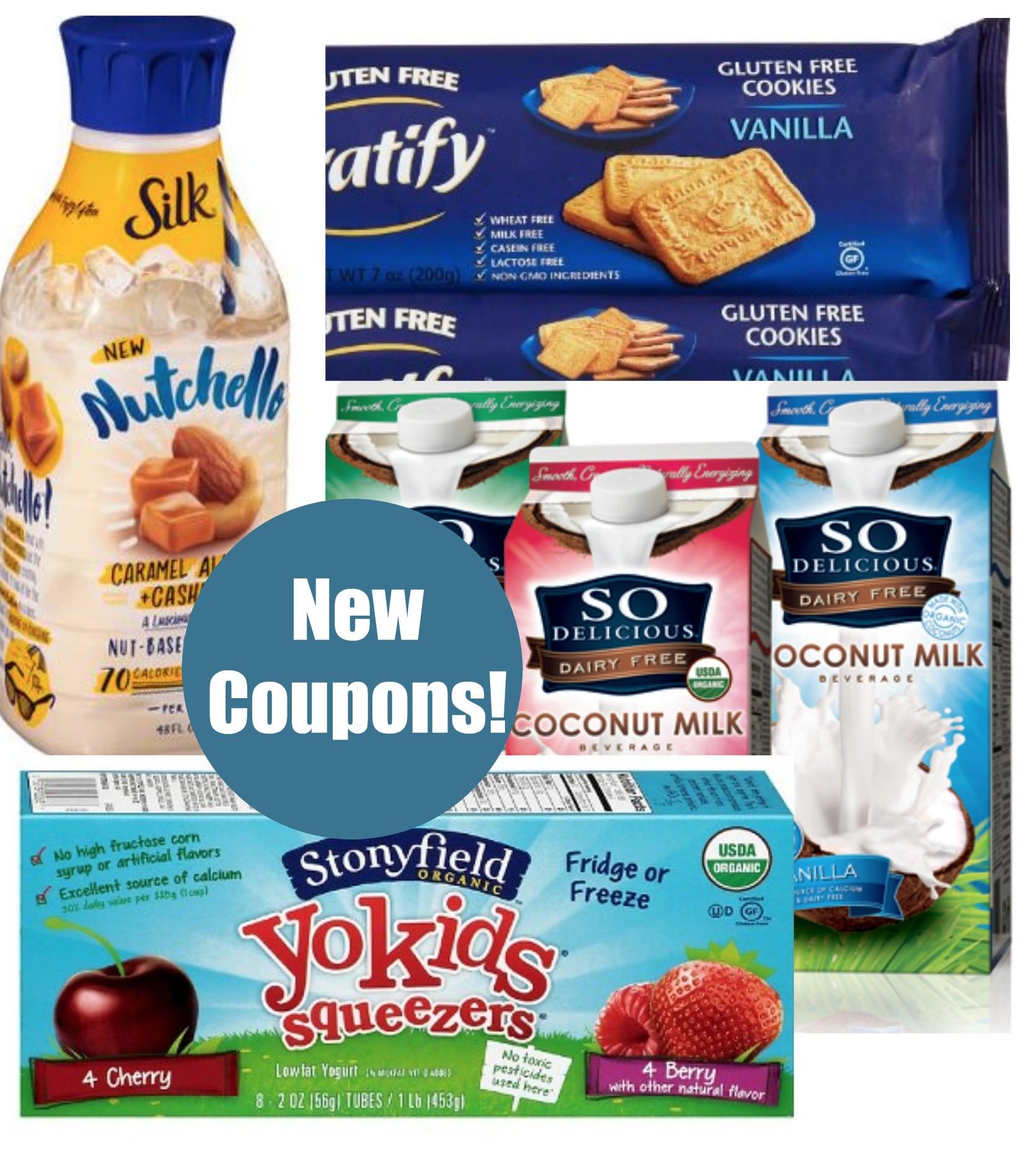 Natural coupons