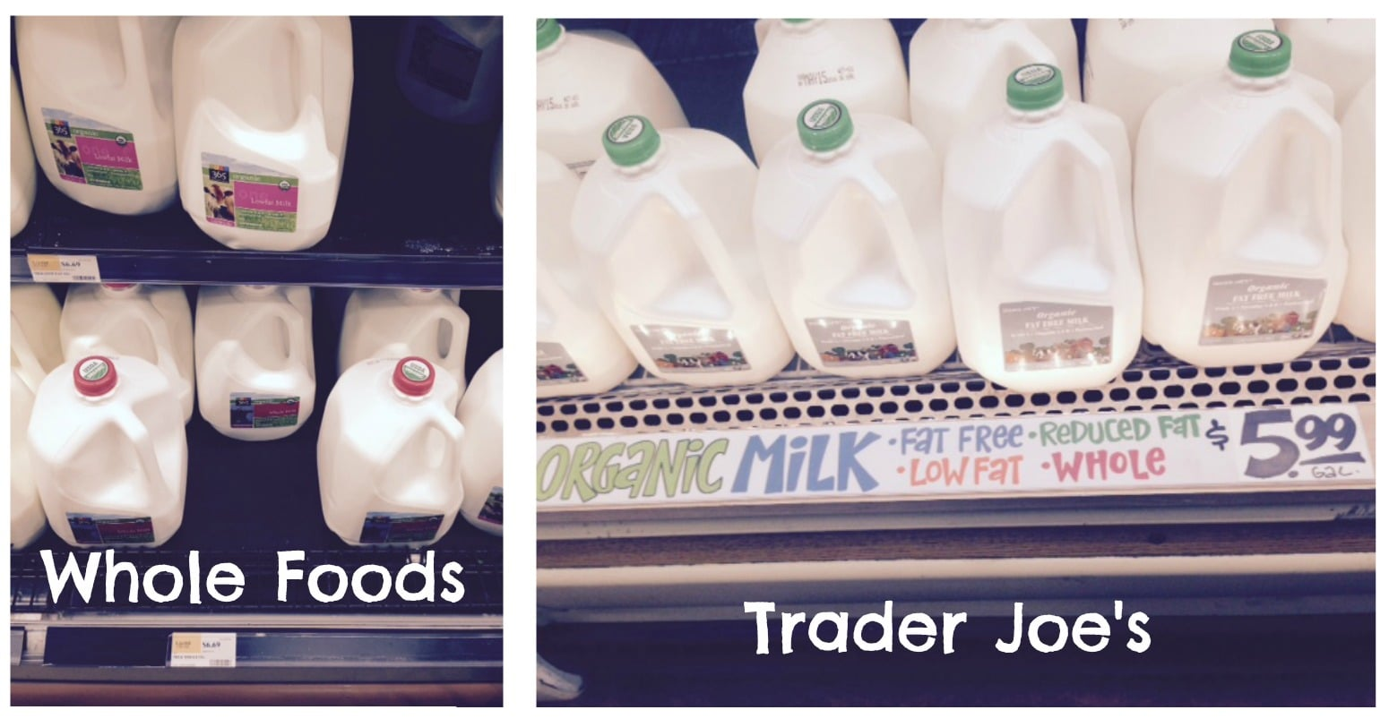 trader joe's vs whole foods market This is how much it actually costs to shop at whole whole foods or whole paycheck whole foods market grocery items at whole foods, safeway, trader joe's.
