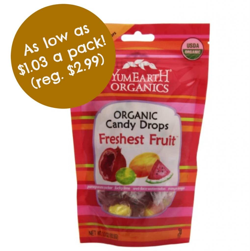 yum earth organic candy amazon