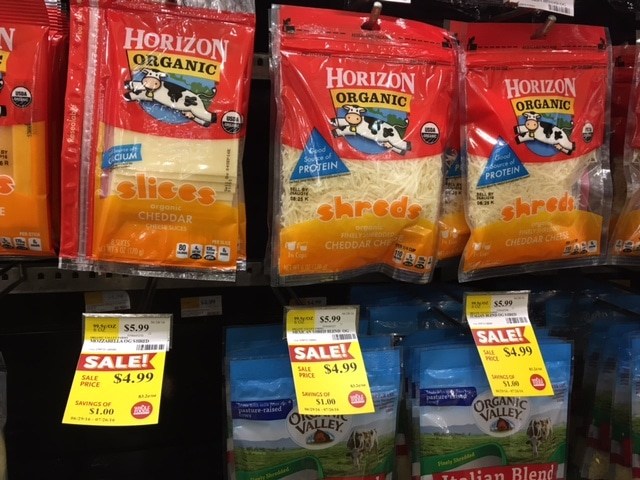 horizon organic cheese whole foods matchups