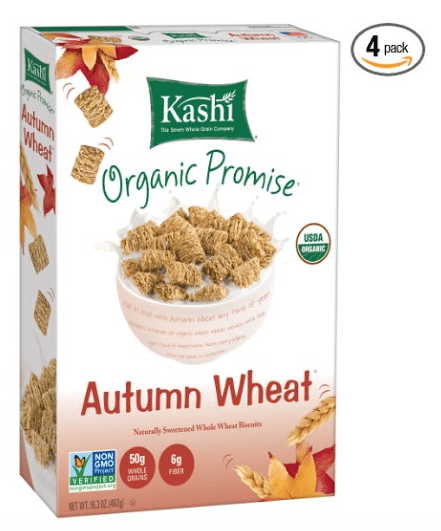 kashi organic cereal coupon amazon