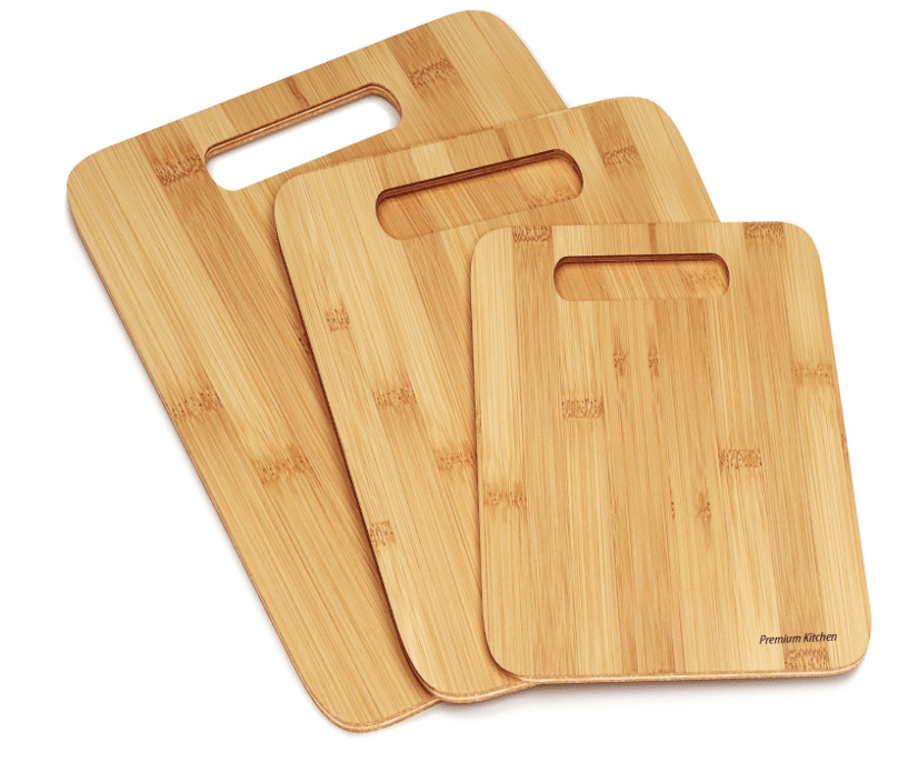 bamboo cutting boards deal amazon