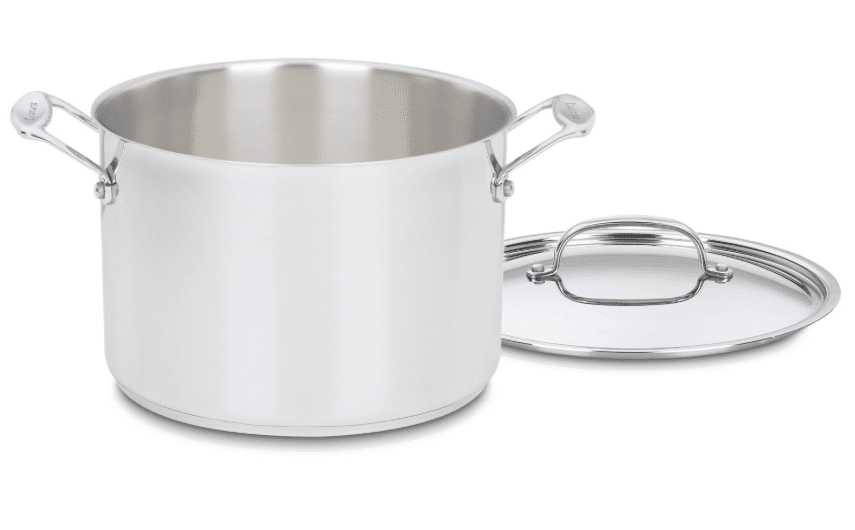 stainless steel cuisinart stock pot amazon price drop deal