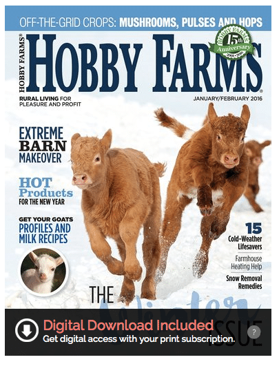 hobby farms magazine coupon code