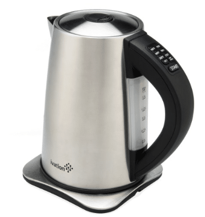 ivation tea kettle stainless steel amazon deal of the day