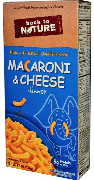 back to nature macaroni coupon