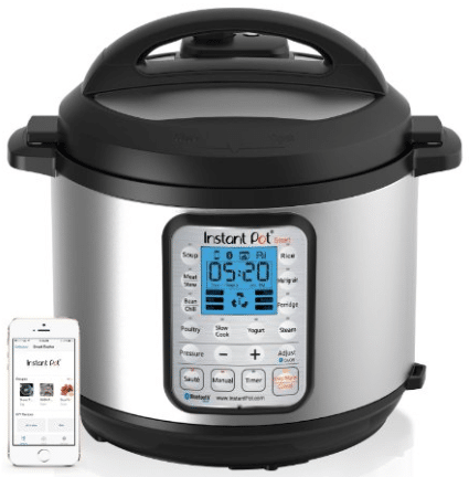 instant pot amazon bluetooth deal of the day