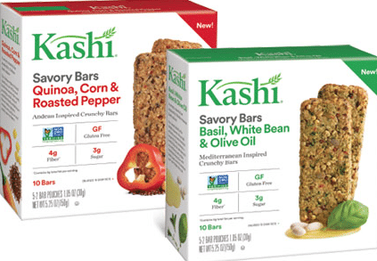 kashi savory bars target deal coupon