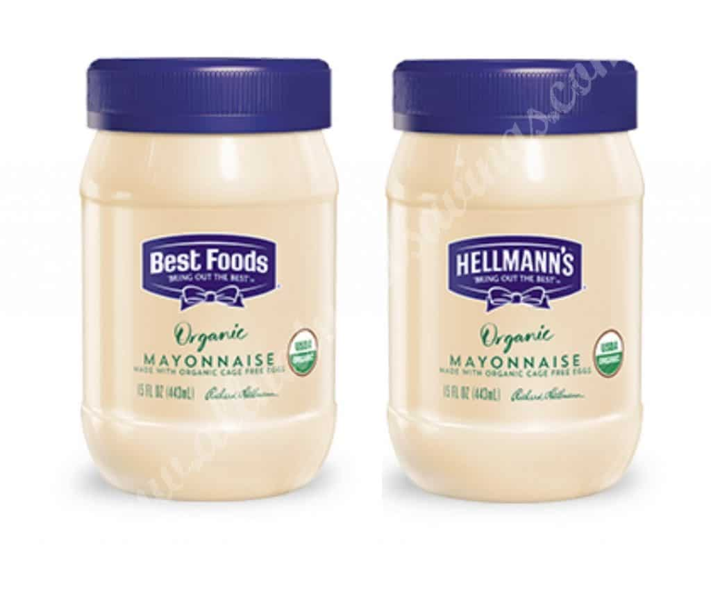 hellmanns best foods organic mayo coupon
