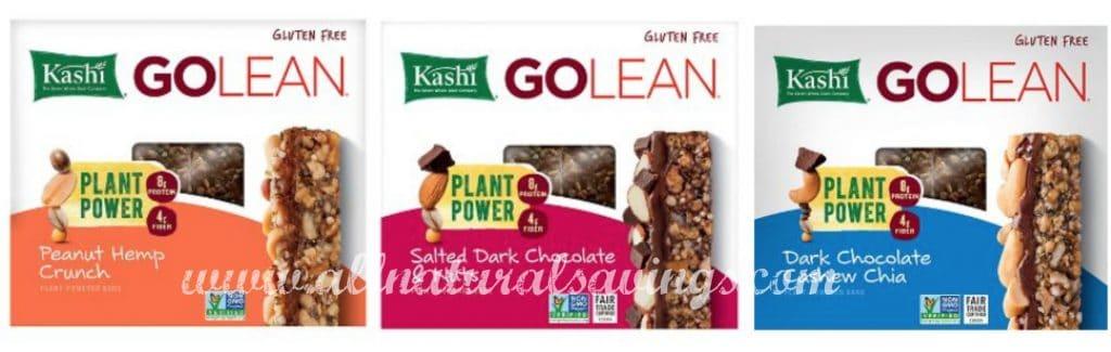 kashi go lean target deal bars