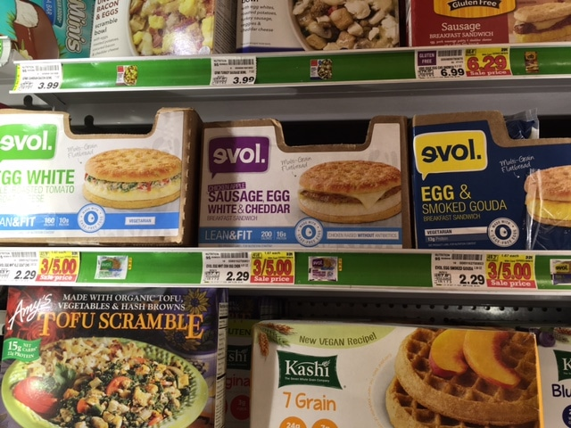 evol breakfast sandwich kroger coupon