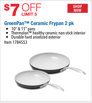 greenpans at costco
