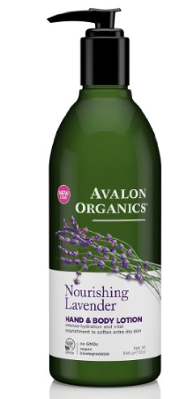 avalon organics lotion amazon