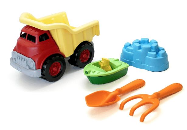 green toys sand set