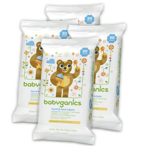 babyganics 50% off amazon