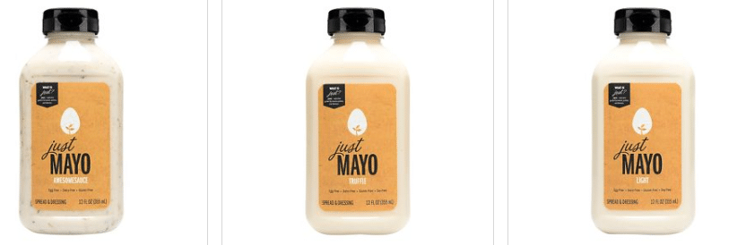 just mayo price target