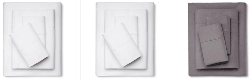organic sheets target