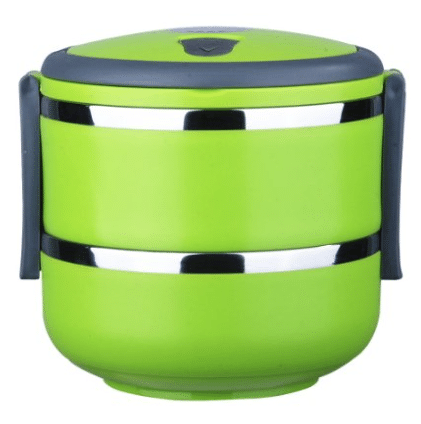 stacking stainless steel lunch box