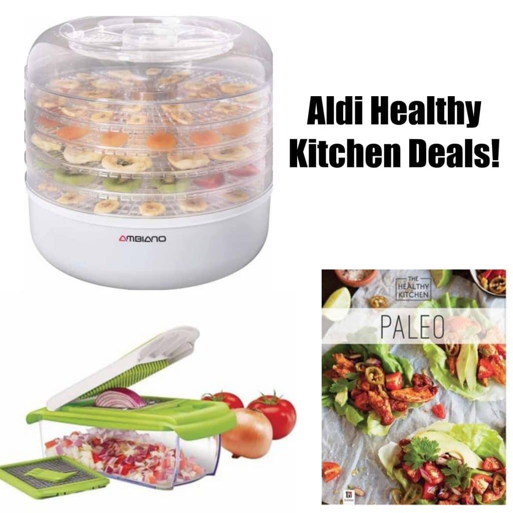 aldi healthy kitchen deals