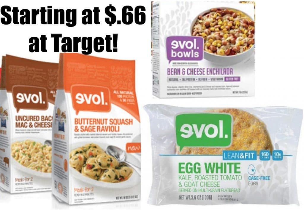 evol breakfast sandwich target deal