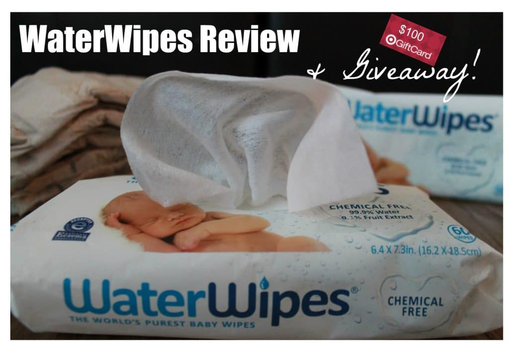 waterwipes review and giveaway