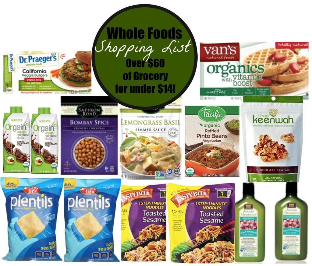 whole foods coupons and deals