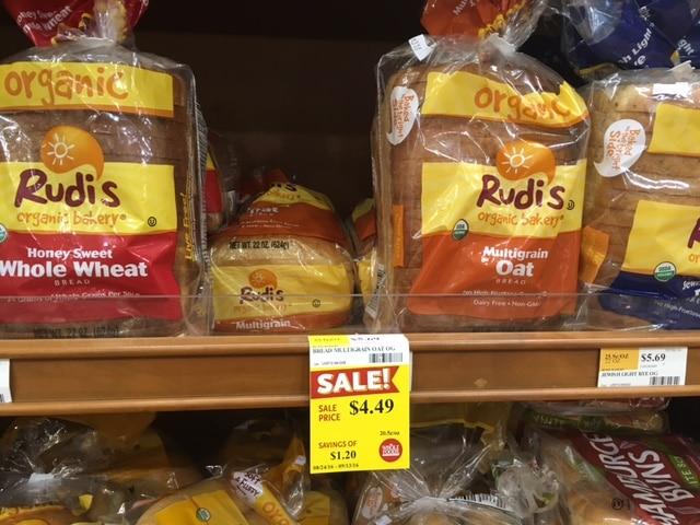 rudi's organic bread