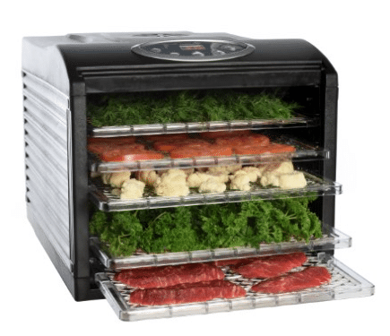 ivation food dehydrator