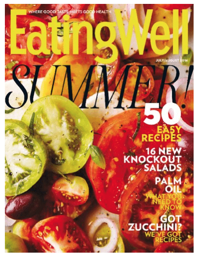 eating well magazine deal
