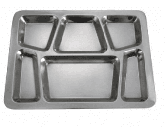 stainless steel plates for kids