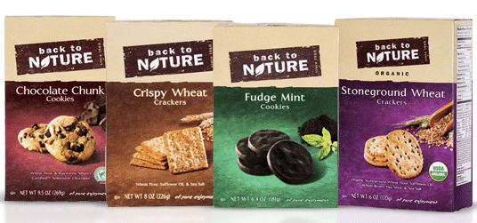 free back to nature products