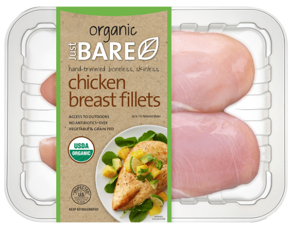 orgnaic chicken coupon