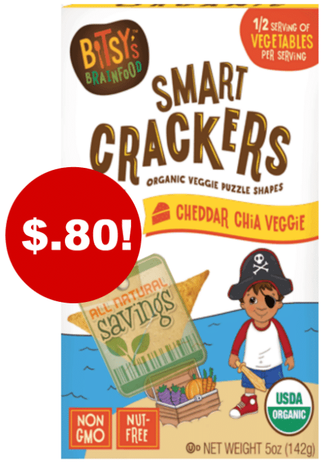 bitsy's crackers at target