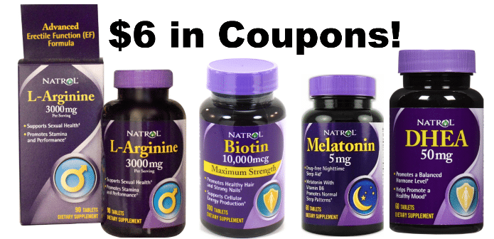 natrol coupons
