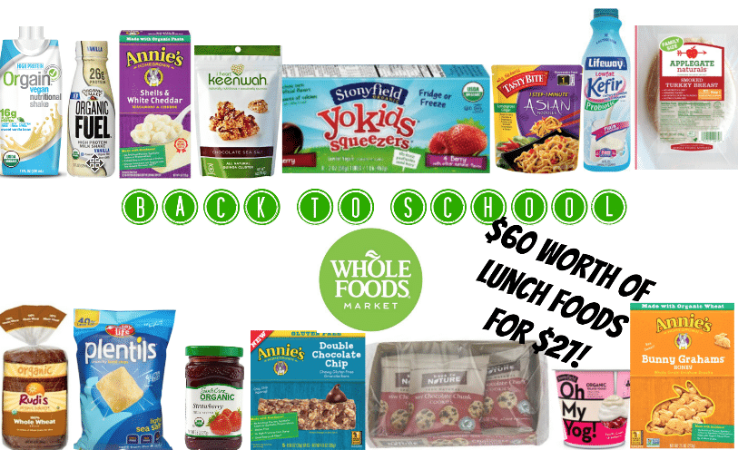 whole foods back to school lunch deals