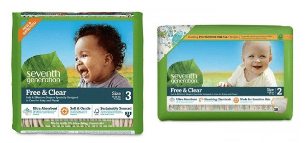 seventh genertaion diaper coupons